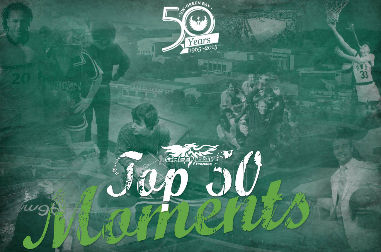 Countdown: Top 50 Moments in Green Bay Athletics History