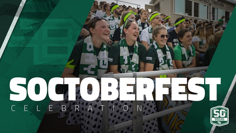 Men's Soccer Welcomes Cleveland State for Soctoberfest, 50th-Anniversary Celebration