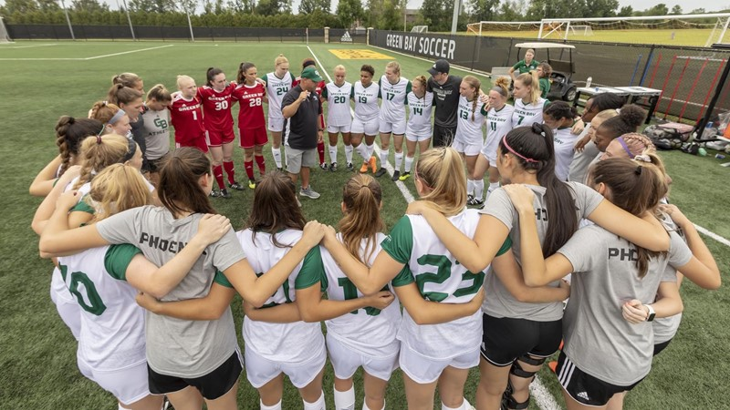 Welcome Back: Green Bay Women's Soccer Readies for 2019 Campaign