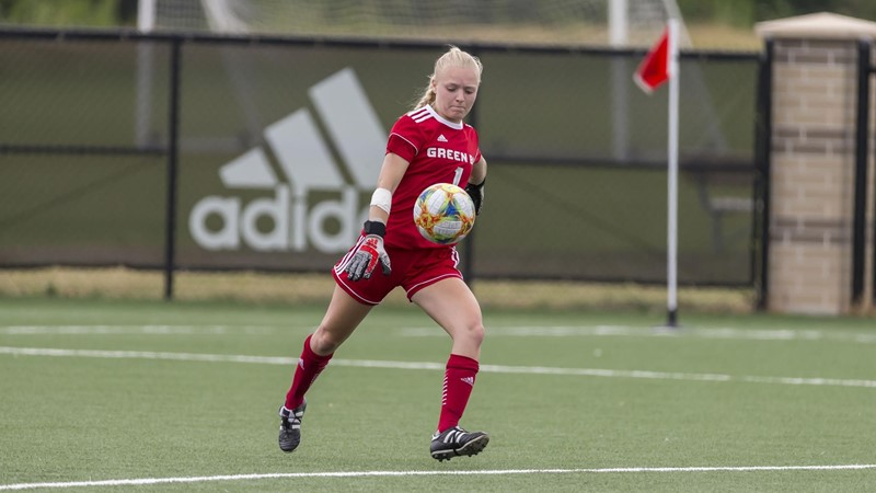 Green Bay Opens Season with Shutout Victory at Valparaiso, 1-0