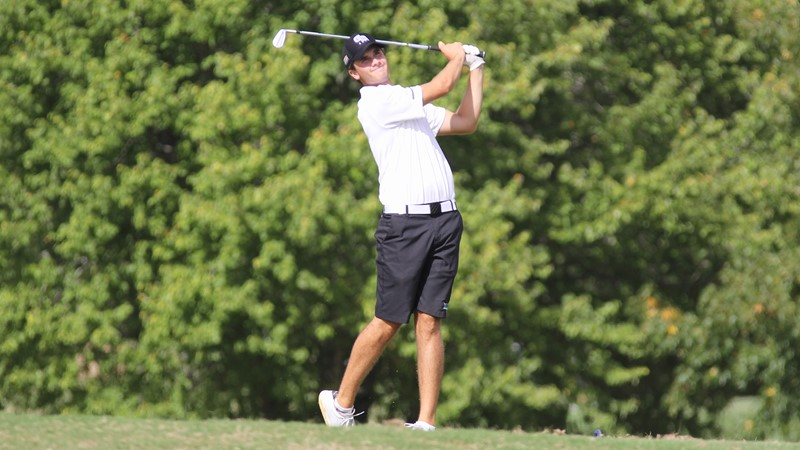 Men's Golf Gets Fall Season Underway at Steamy Murray State Invite