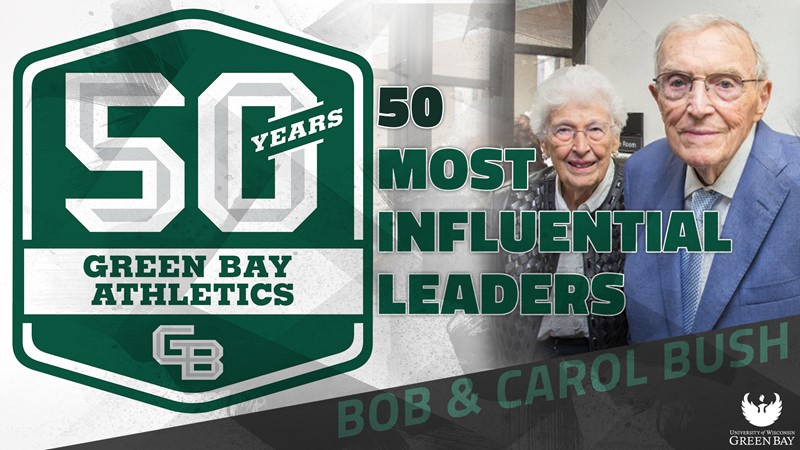 Top 50 Most Influential Leaders: Bob and Carol Bush